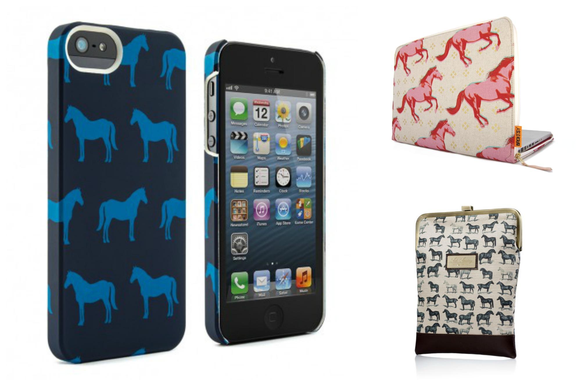 Laptop Tasche Pferd iPad Hülle Pferd