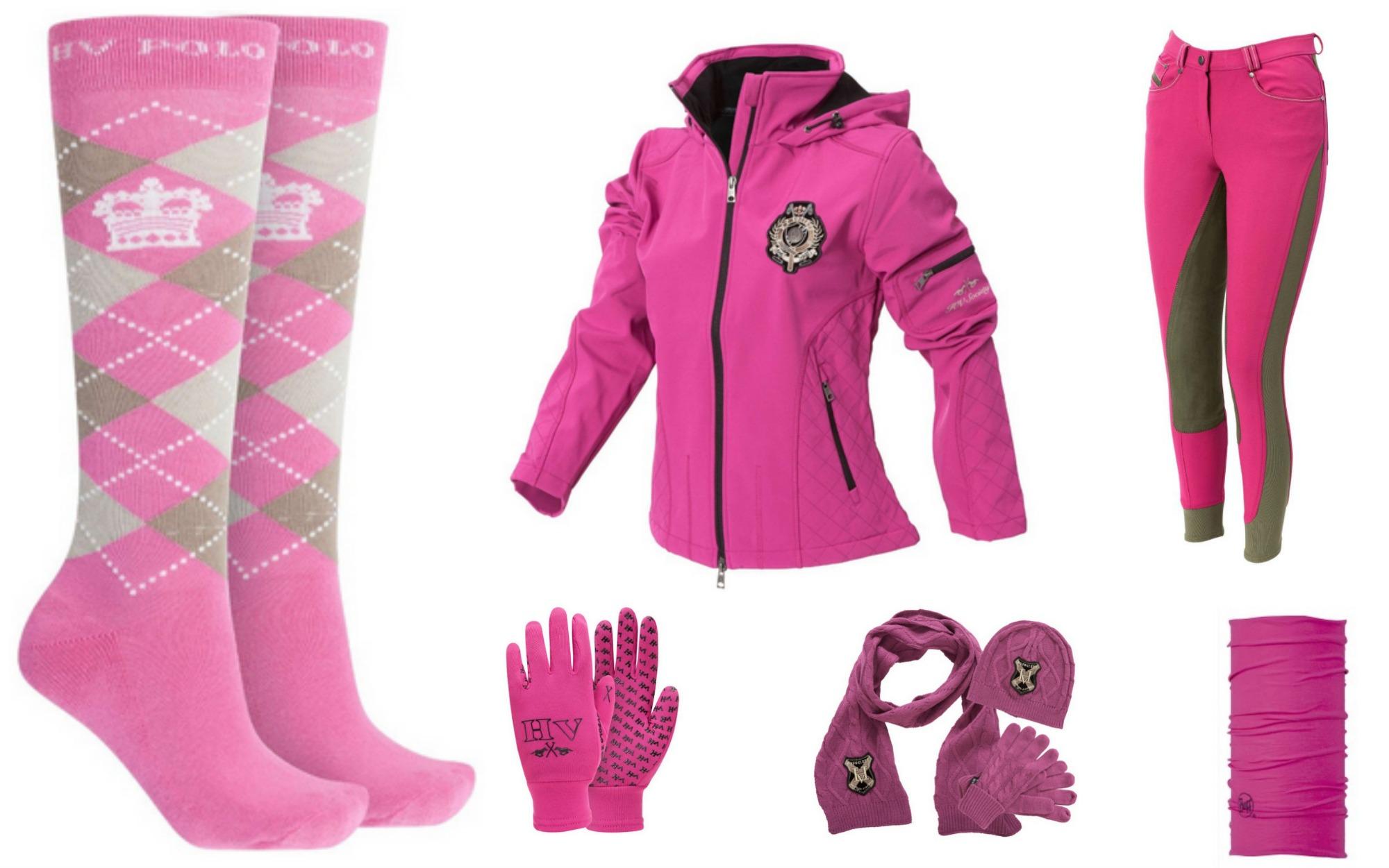 Reitmode Pink
